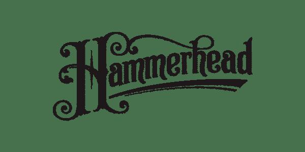 Hammerhead whisky logo png