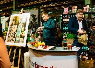 Interbrands Danmark Gin Event