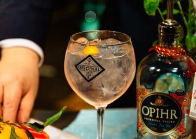 Interbrands Danmark Wines And Spirits Opihr Gin