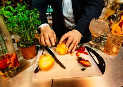 Interbrands Danmark Gin og tonic Garnish