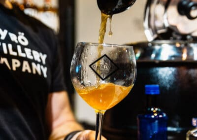 Interbrands Danmark Wines And Spirits Varm Gin