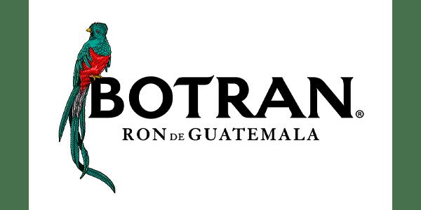 Interbrands Brands: Botran Rum Logo