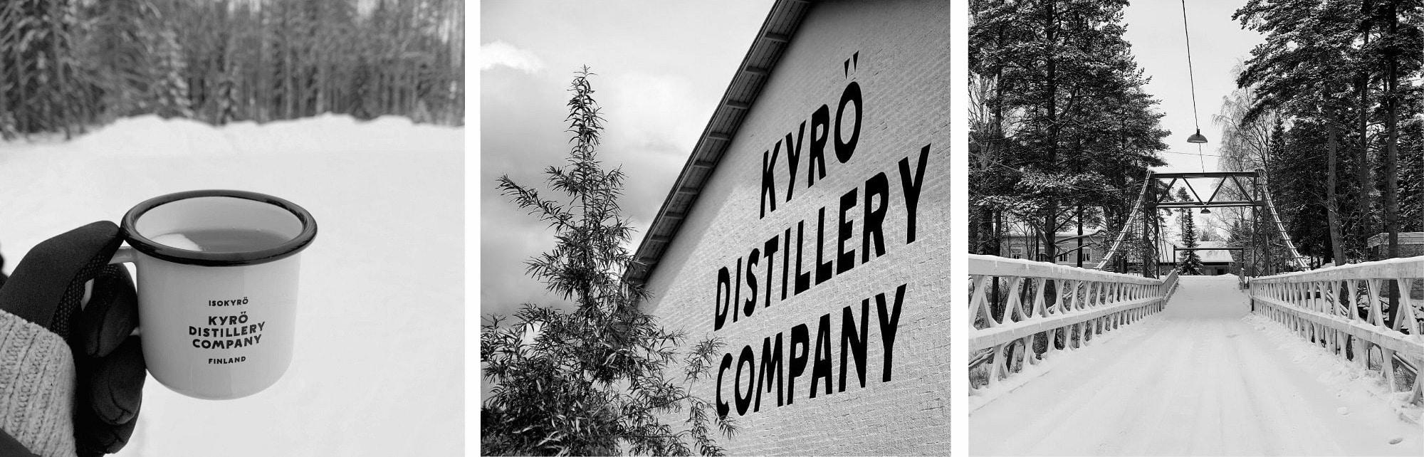 Interbrands Danmark besøger Kyrö Destillery Company