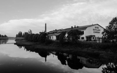 Interbrands besøger Kyrö Distillery Company