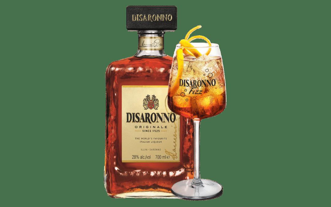 How To: Disaronno Fizz