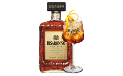 How To: Disaronno Fizz